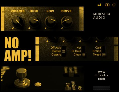 Plugin NoAmp