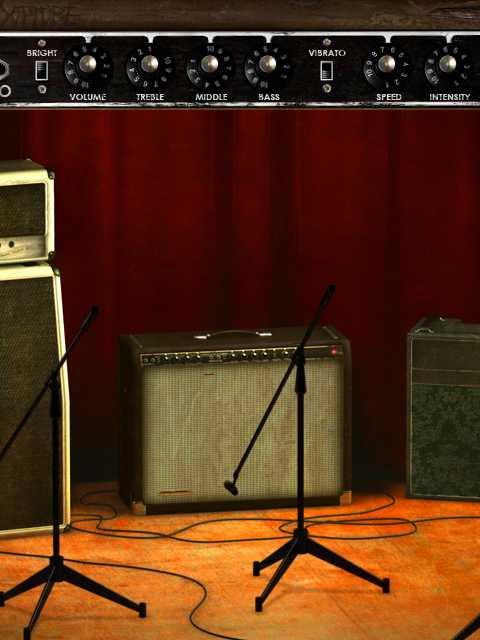 Softube Vintage Amp Room - Fender Twin