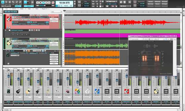 Cakewalk Sonar Platinum Producer